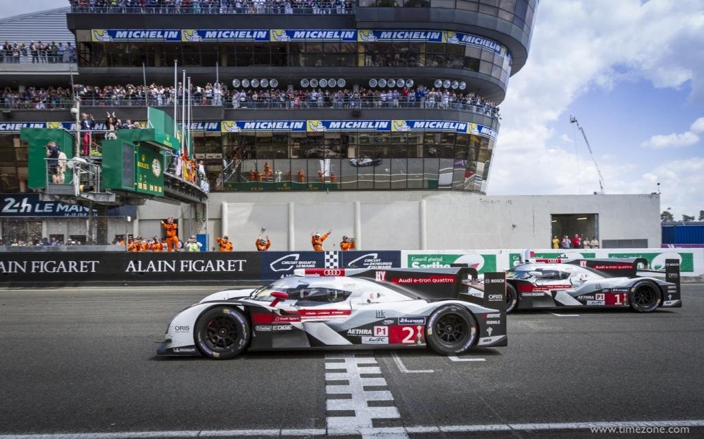 Oris Audi, Audi Sport Team Joest, Audi R18 e-tron quattro, #2 Audi R18, #2 Audi Sport Team Joest