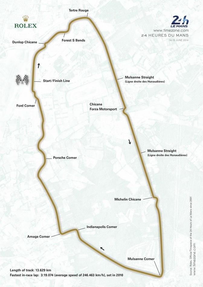 Le Mans Rolex Cosmograph Daytona, Rolex 24 Heures du Mans