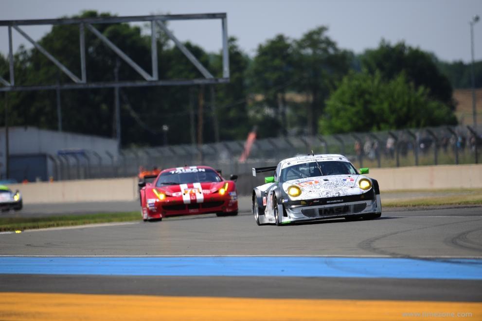 Richard Mille Le Mans, Richard Mille 24 Heures du Mans, Richard Mille Porsche 911 GT3 RSR, Richard Mille #67 Porsche, Richard Mille Eric Hélary