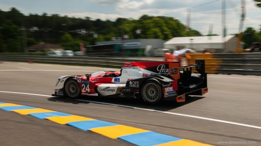 Richard Mille Le Mans, Richard Mille 24 Heures du Mans, Richard Mille Sebastien Loeb, Richard Mille #24 Morgan-Nissan Oreca 03R, #24 Morgan-Nissan Oreca 03R