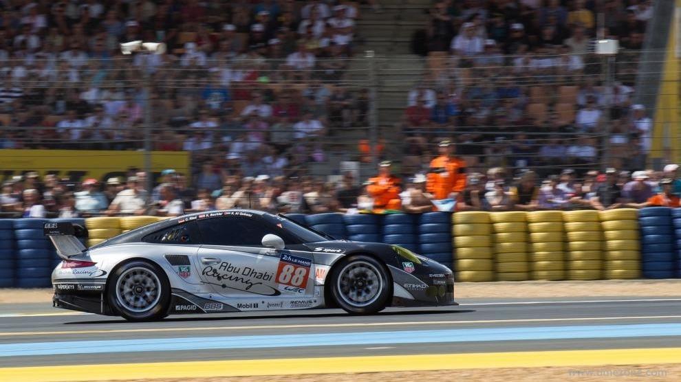 TAG Heuer Le Mans, TAG Heuer Proton Competition, Proton Competition, #88 Porsche 911 RSR