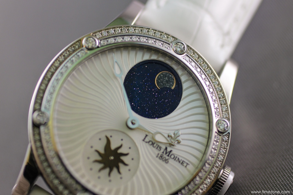 Louis Moinet Stardance, Louis Moinet nanodiamonds, Louis Moinet stardust nanodiamonds, Enstatite EH3 nanodiamonds, LM-32.20DD.80