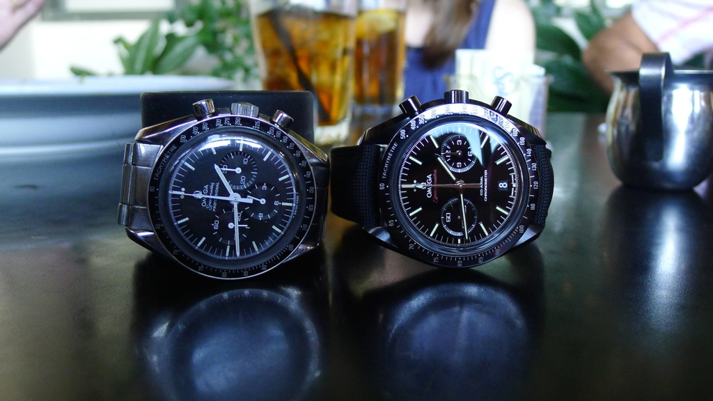 Omega Speedmaster, Calibre 861, Omega Speedmaster DSOTM, Speedmaster Dark Side of the Moon