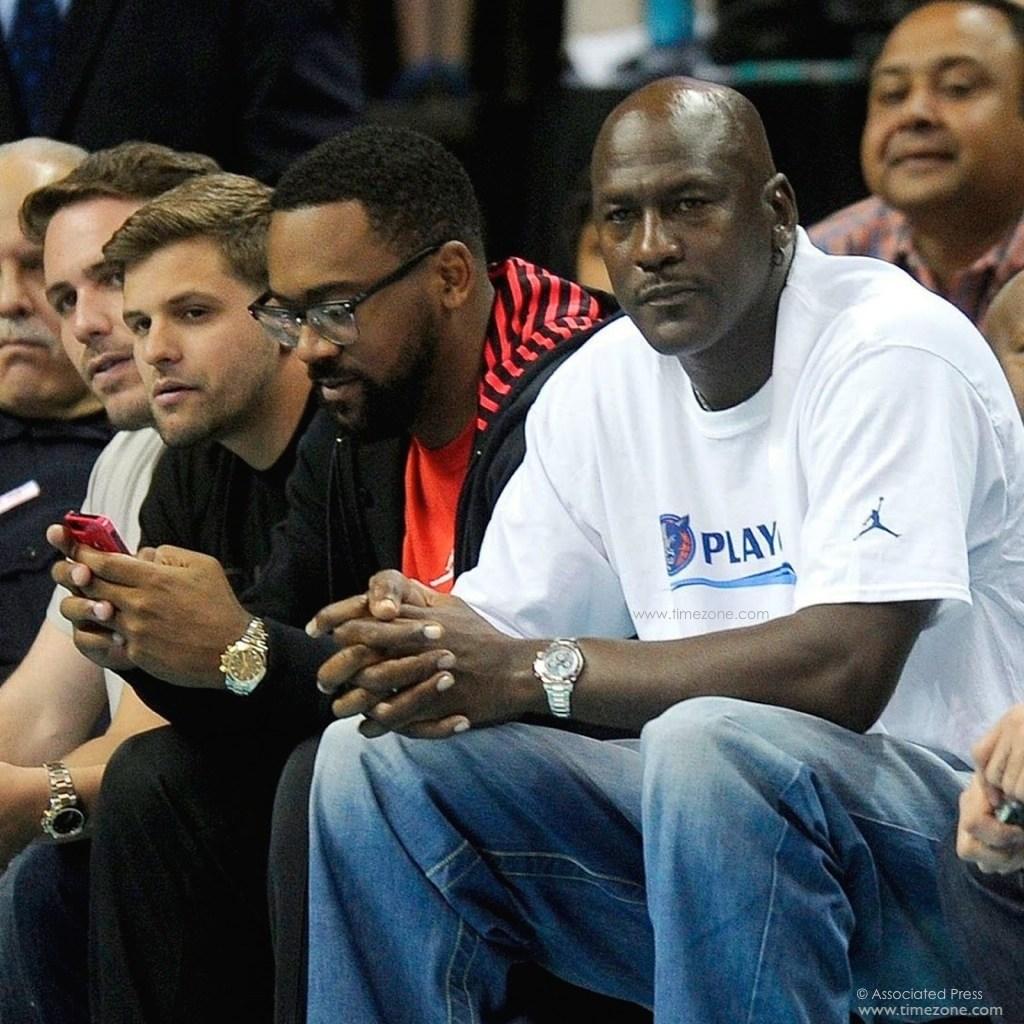 Michael Jordan Rolex, Jordan Rolex Daytona, MJ Daytona