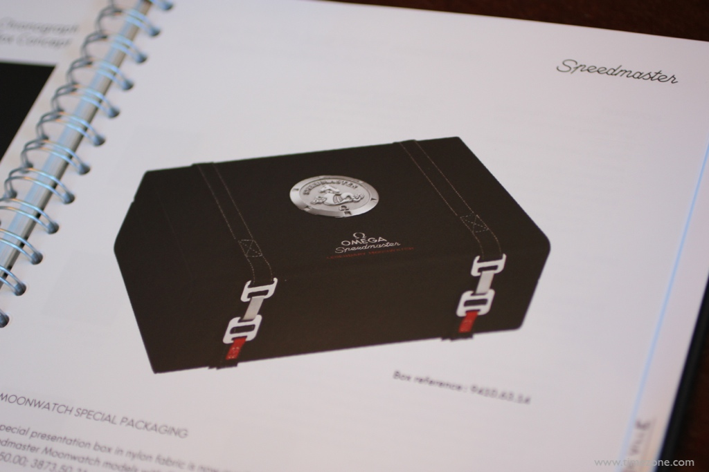 Moonwatch Presentation Box, Omega Speedmaster Moonwatch Presentation Box, Omega 9410.63.14