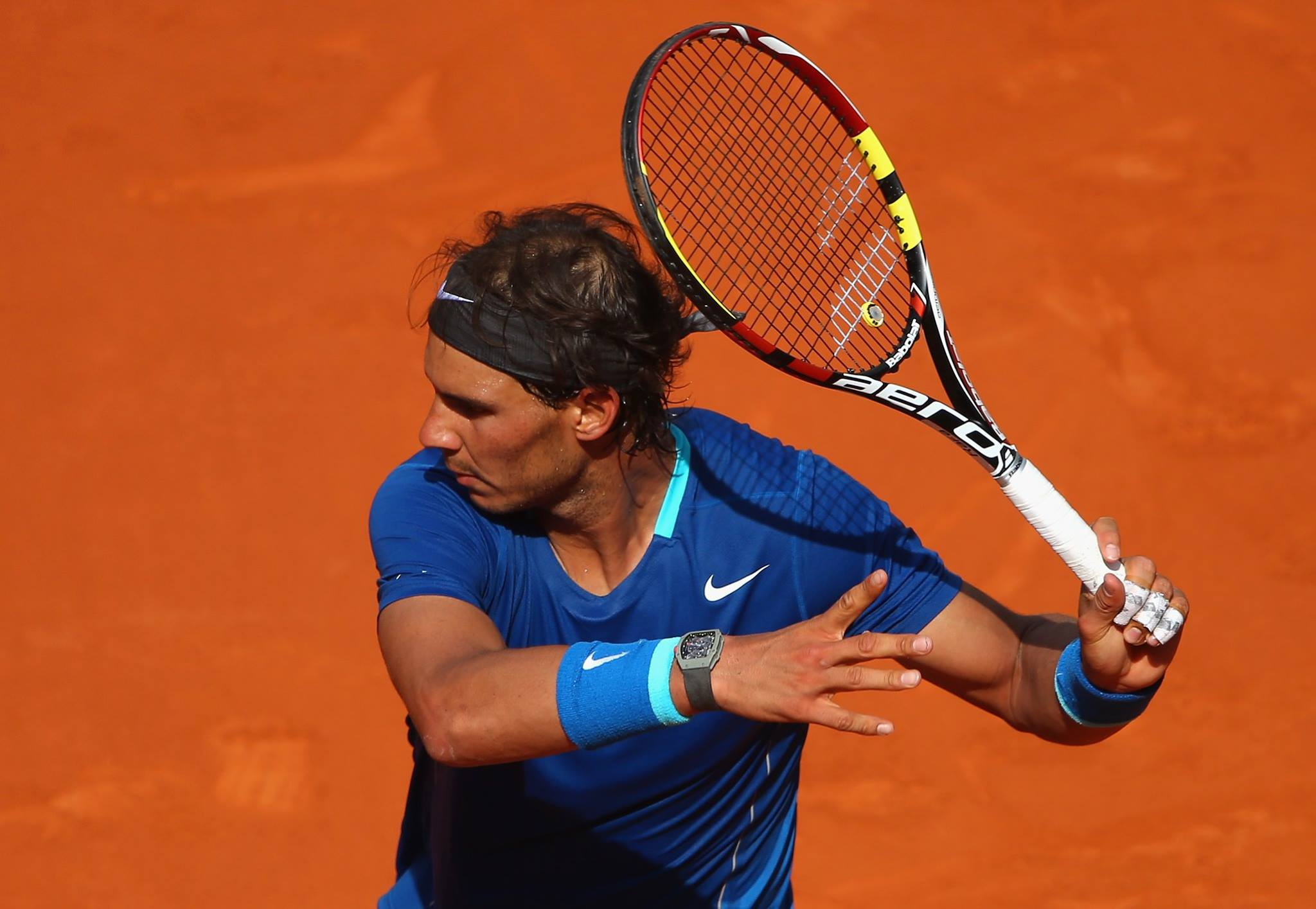 rafael nadal RM27-01, RM27-01, French Open Mille, Roland Garros RM27