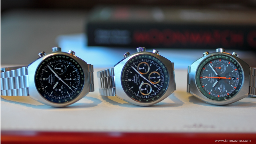 Omega Speedmaster II, Mark II, 327.10.43.50.06.001, 327.10.43.50.01.001, 522.10.43.50.01.001