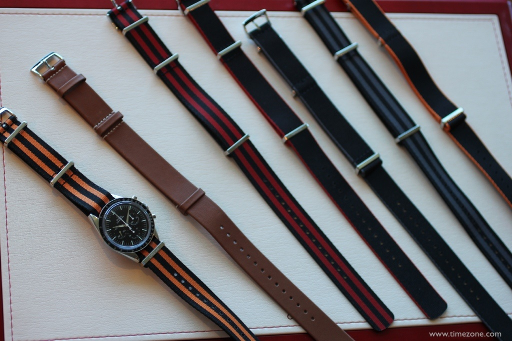 Omega brand straps, Omega accessories, Omega fine leather goods