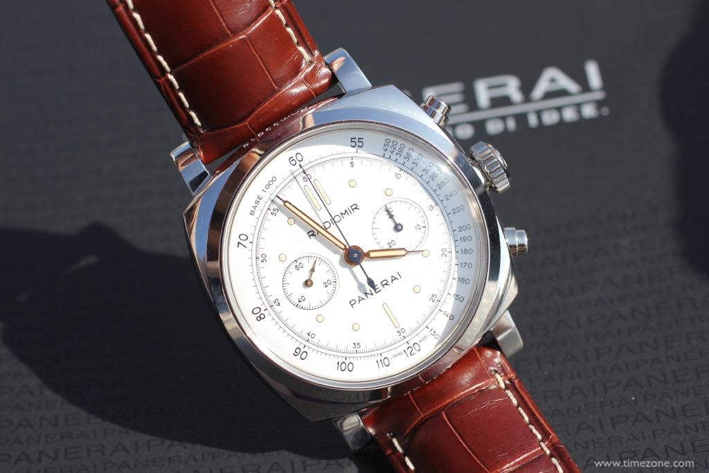 Panerai La Jolla Concours d'Elegance, Panerai PAM 518, Radiomir 1940 Chronograph PAM518