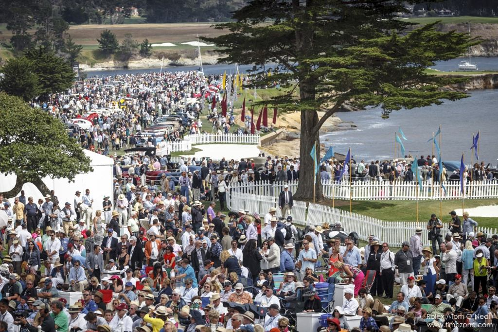 2014 Pebble Beach Concours d'Elegance, 64th Pebble Beach Concours d'Elegance, Rolex Pebble Beach