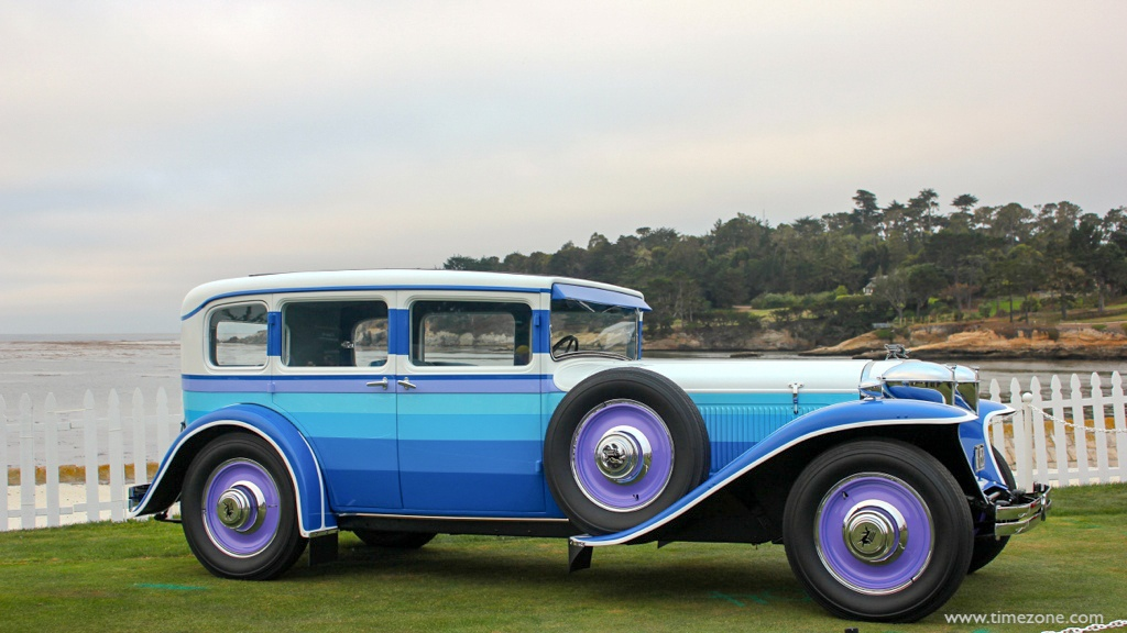 1929 Ruxton C, Pebble Beach Ruxton, Ruxton