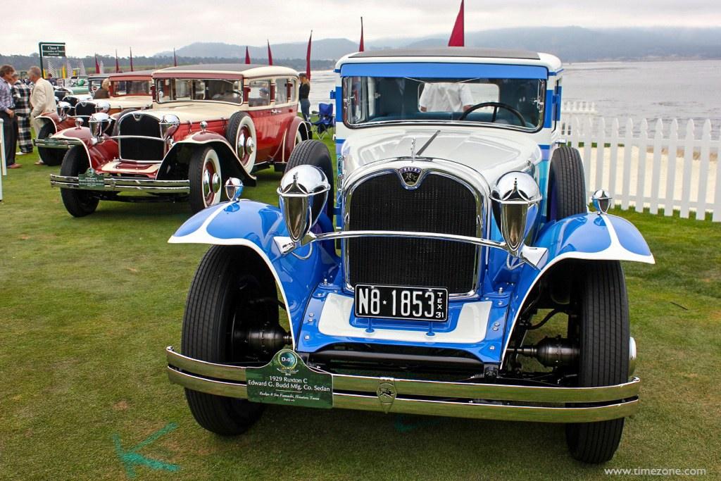 1929 Ruxton C, Pebble Beach Ruxton, Ruxton