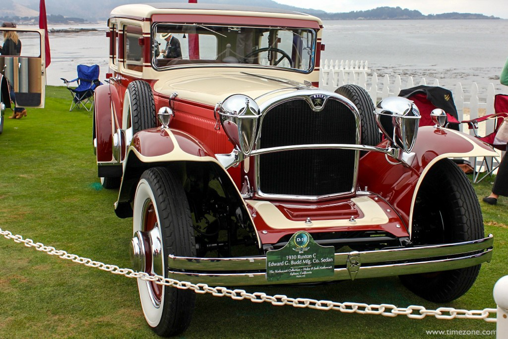 Timezone Automotive At The 64th Annual Pebble Beach