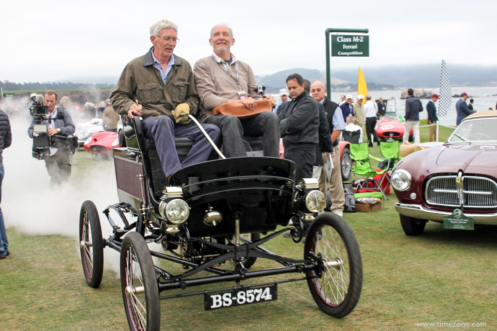 1908 Stanley Model K Semi-Racer, Pebble Beach Steam, Stanley Model K Steamer