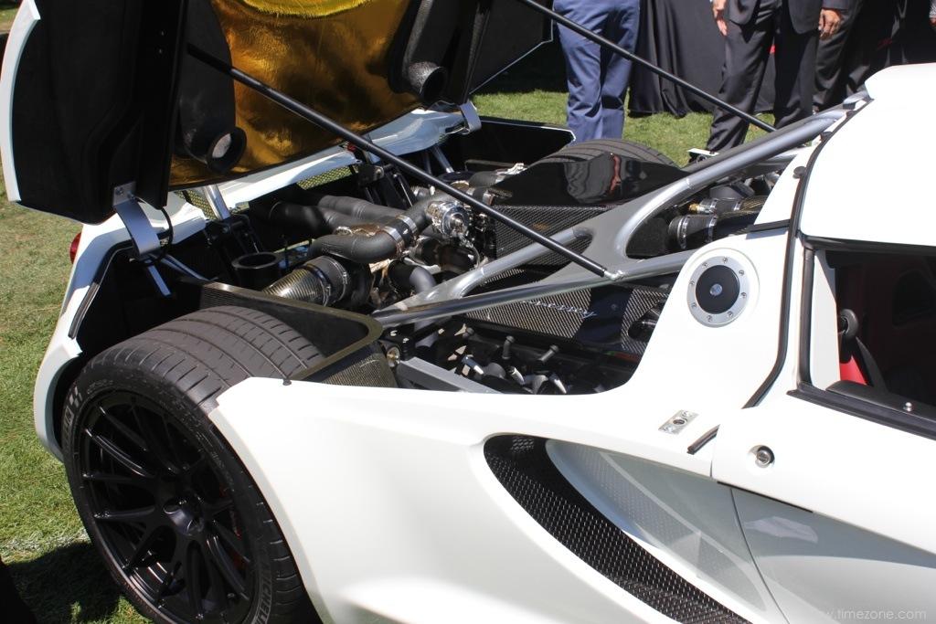 Hennessey Venom GT, Hennessey Pebble Beach