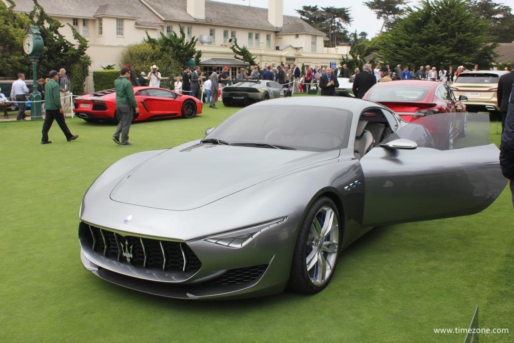 Maserati Alfieri, Maserati Pebble Beach