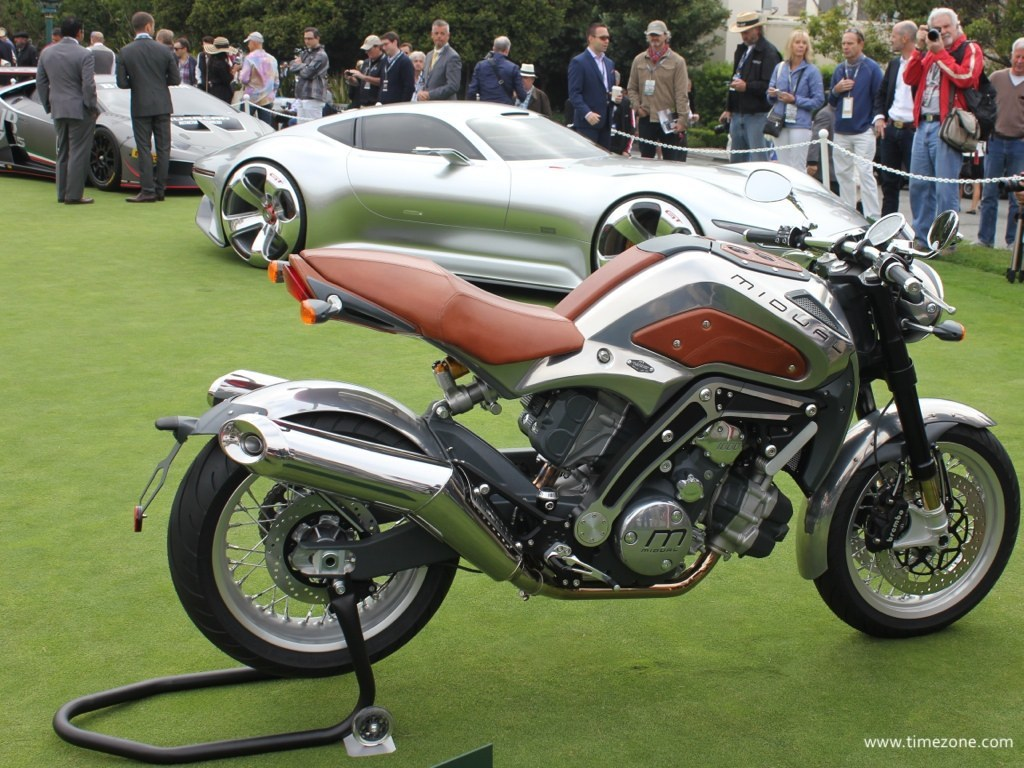 Midual Type 1, Midual motorcycle, Midual Pebble Beach