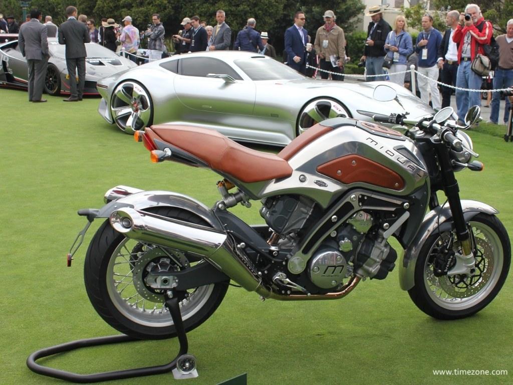 Midual Type 1, Midual motorcycle, Midual Pebble Beach