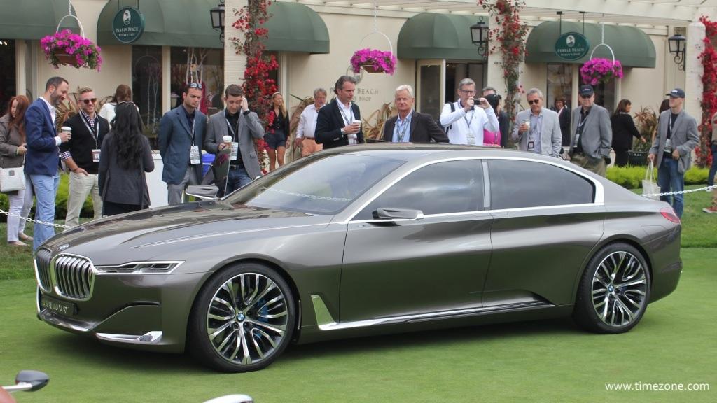 BMW Vision Future Luxury, BMW Future Luxury, BMW concept Pebble Beach