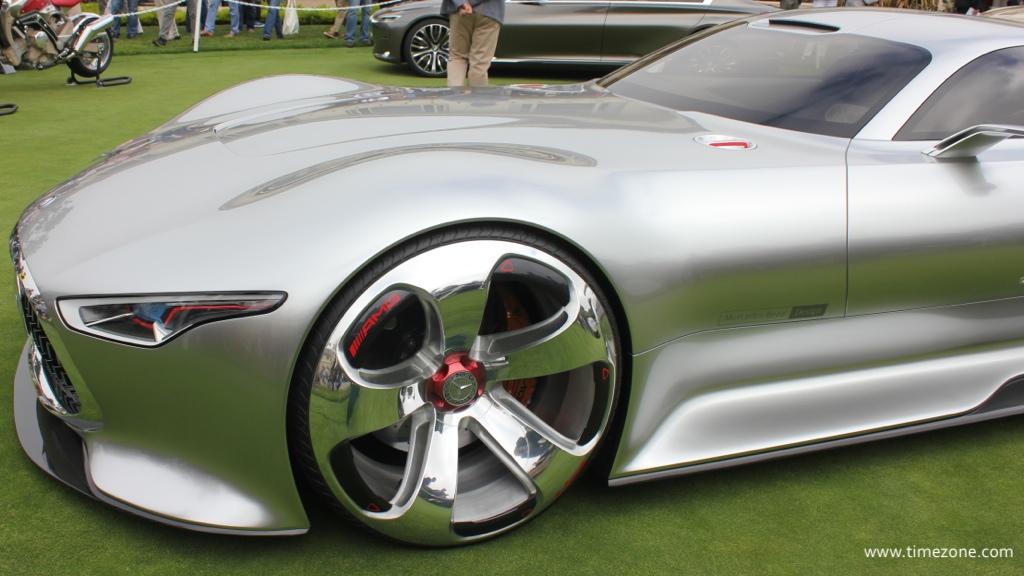 Mercedes-Benz AMG Vision Gran Turismo, Mercedes AMG Vision Gran Turismo, Mercedes-Benz Pebble Beach