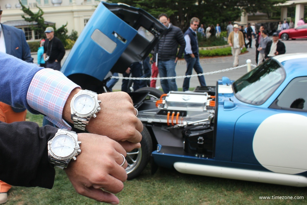 Renovo Motors Coupe, Renovo Pebble Beach