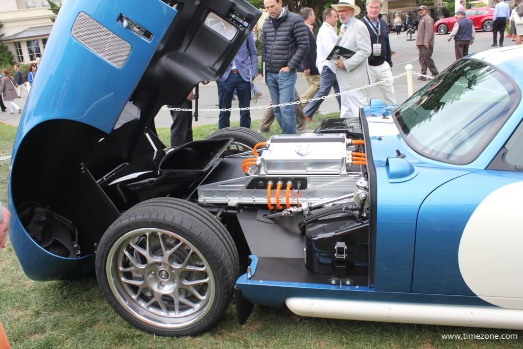 Renovo Motors Coupe, Renovo Pebble Beach
