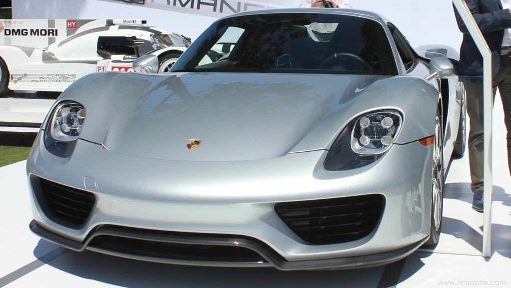 Porsche 918 Spyder, Porsche 918
