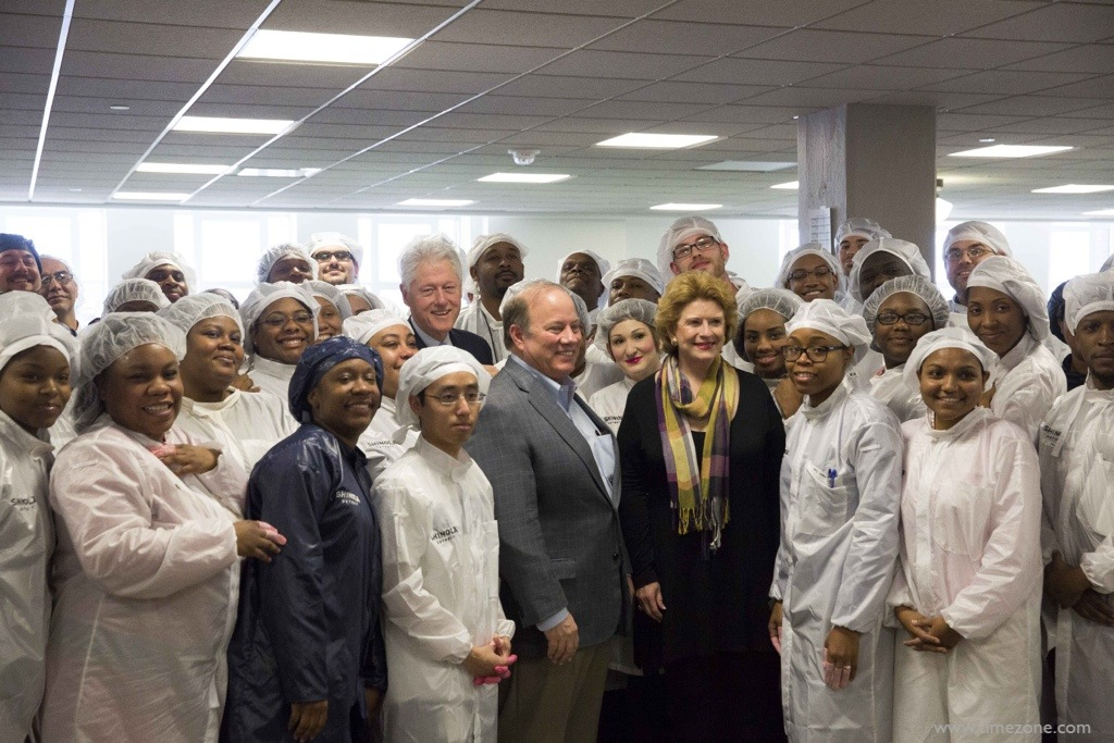 President Clinton Shinola, Bill Clinton Shinola, Clinton Shinola, Shinola Workers, Shinola