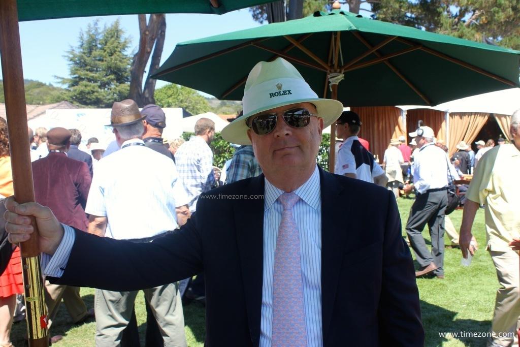 Stewart Wicht, Wicht Rolex, Wicht Quail Motorsports, CEO Rolex, President Rolex USA
