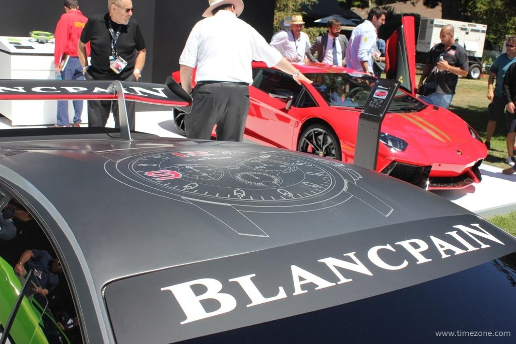 Blancpain Lamborghini, Lamborghini Huracan Super Trofeo