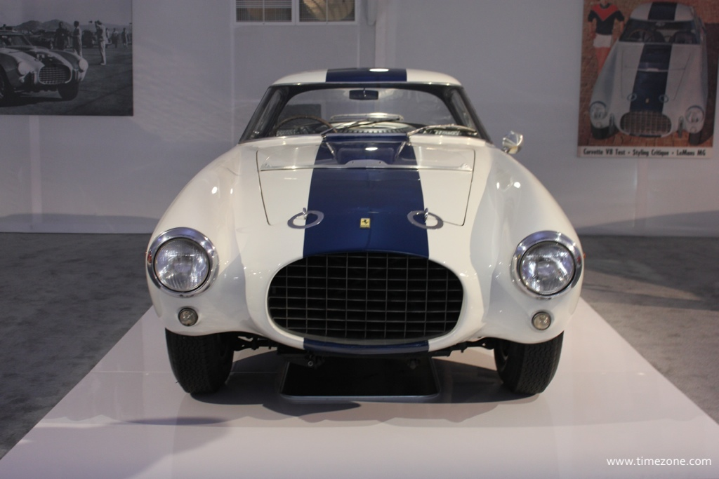 1953 Ferrari 250 Mille Miglia Berlinetta, 1953 Ferrari 250, Quail Lodge Auction, Ferrari Quail Lodge
