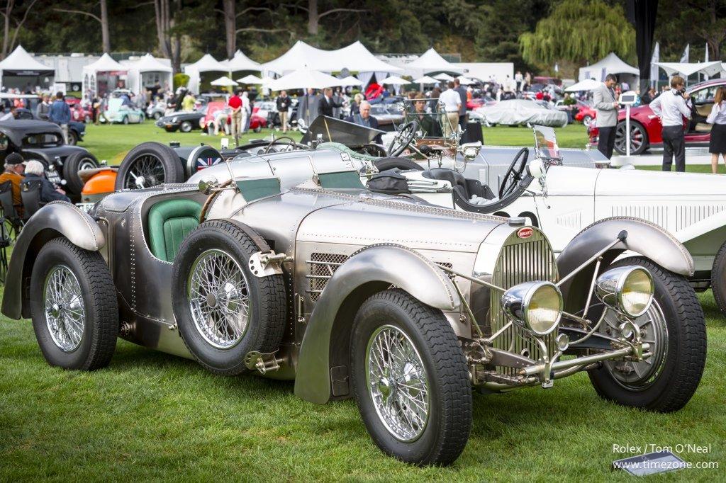 1935 Bugatti Type 57SC, Quail Type 57SC, Bugatti Type 57SC