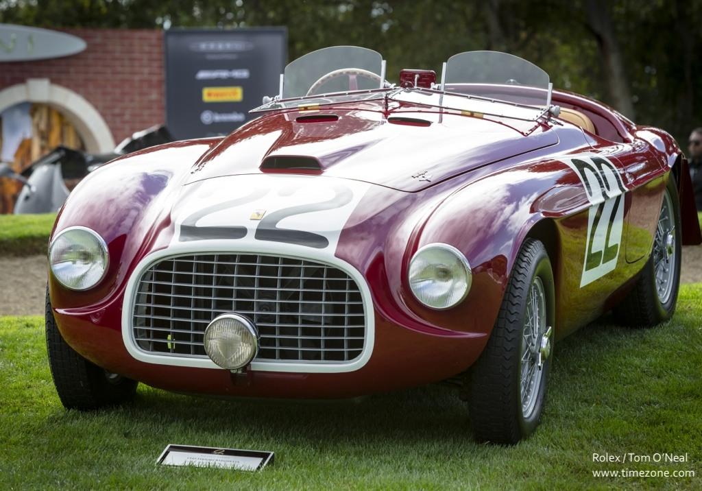 1949 Ferrari Barchetta, Ferrari Barchetta, Quail Ferrari