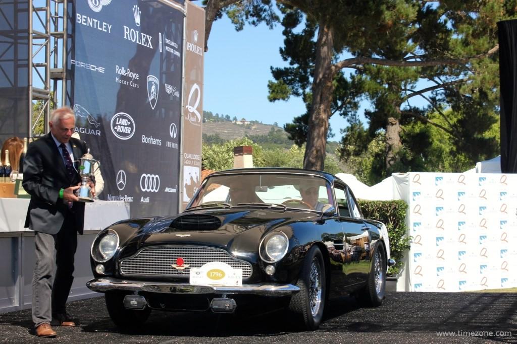 1960 Aston Martin DB4, Aston DB4GT