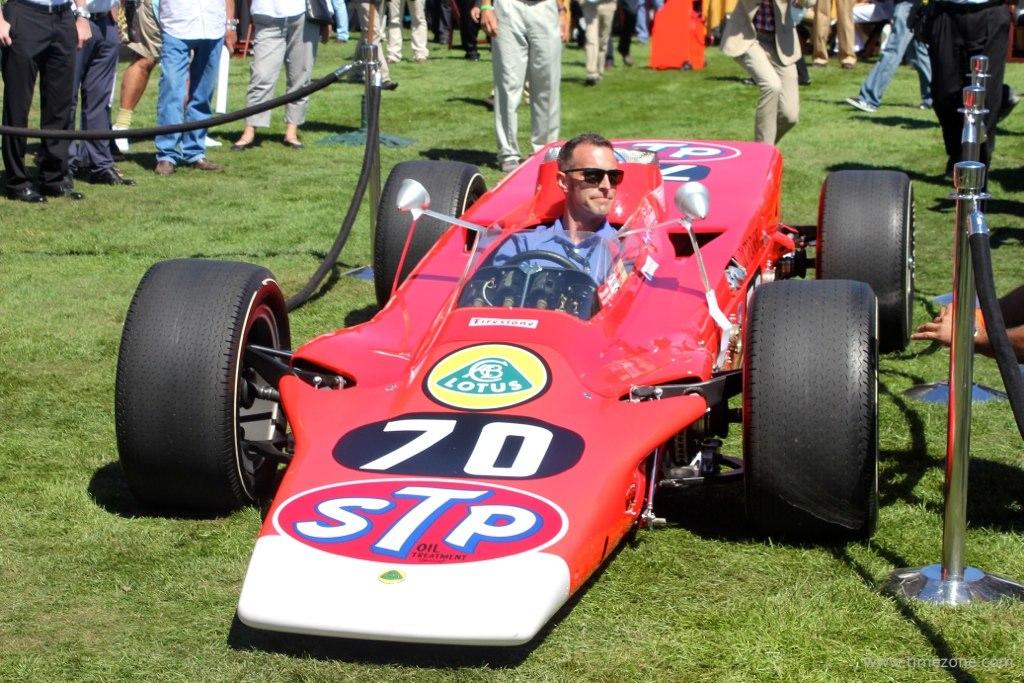 1968 Lotus Type 56-3, Lotus Type 56-3