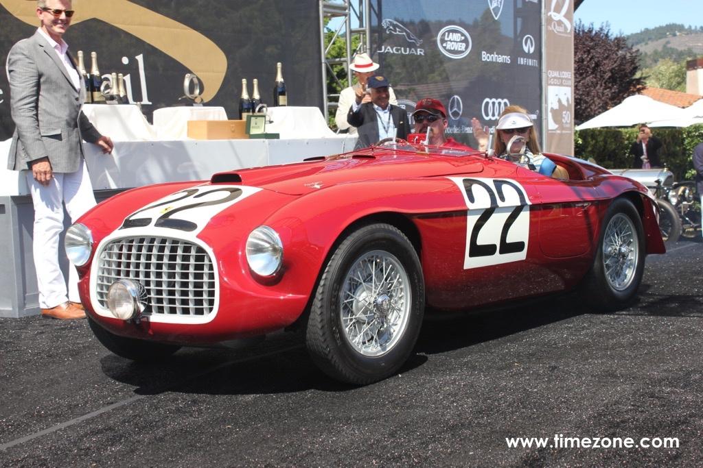 Jaguar,  1949 Ferrari, Ferrari