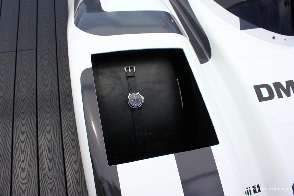 Porsche 919, PAM465 La Jolla