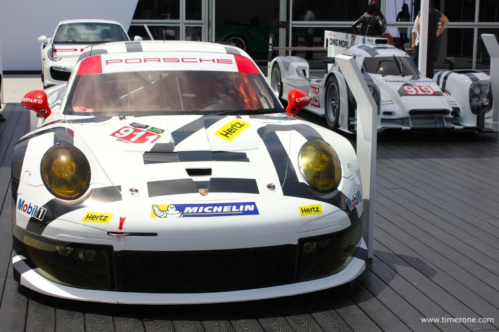 RSR, Cayman GTS, Porsche 919, 919 hybrid