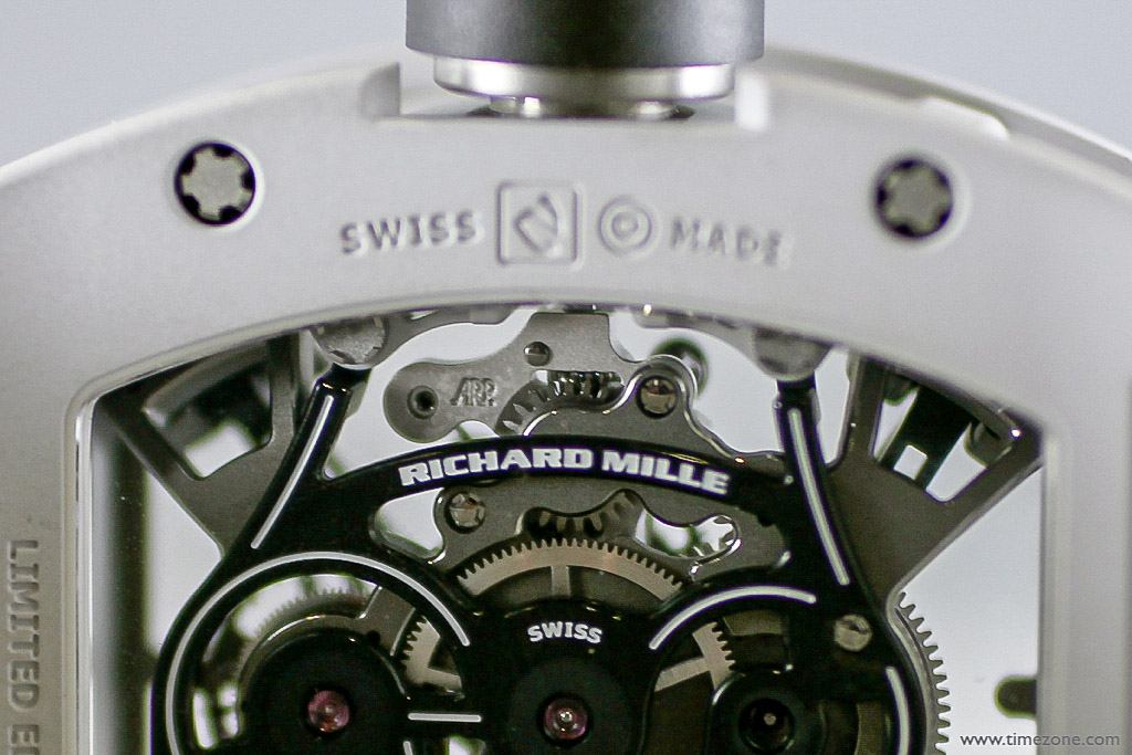 Bubba Watson Richard Mille, Richard Mille RM 038 Tourbillon, RM038 Bubba, Richard Mille Renaud et Papi, Audemars Piguet Renaud Papi