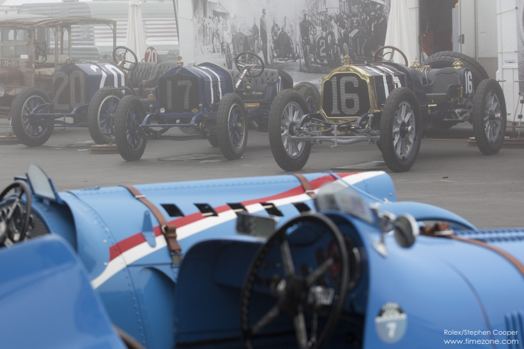 1912 Packard 30, 1916 National AC, 1911 National 40, Rolex Monterey Motorsports Reunion