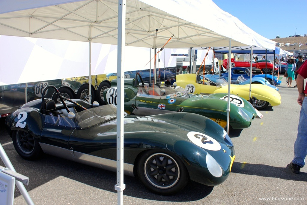 Lotus, Rolex Monterey Motorsports Reunion