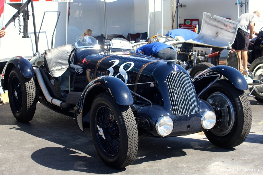 1938 Talbot-Lago Type 26-SS, Talbot-Lago 26-SS, Rolex Monterey Motorsports Reunion