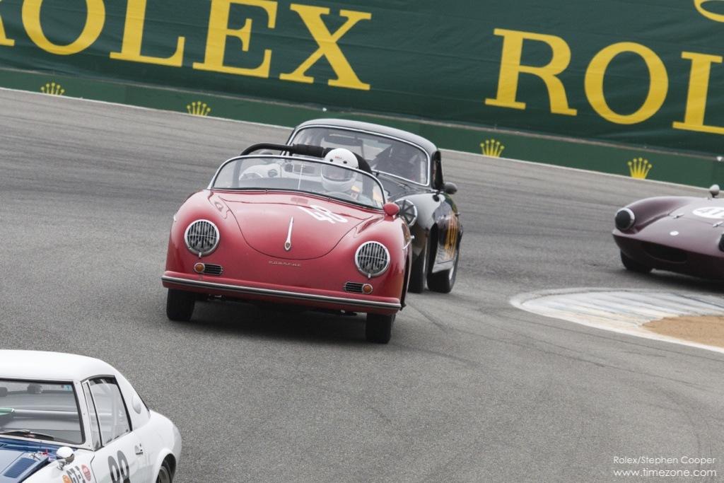 1965 Toyota S800, 1956 Porsche 356A Speedster, Porsche Monterey, 1962 Porsche 356B, Rolex Monterey Motorsports Reunion