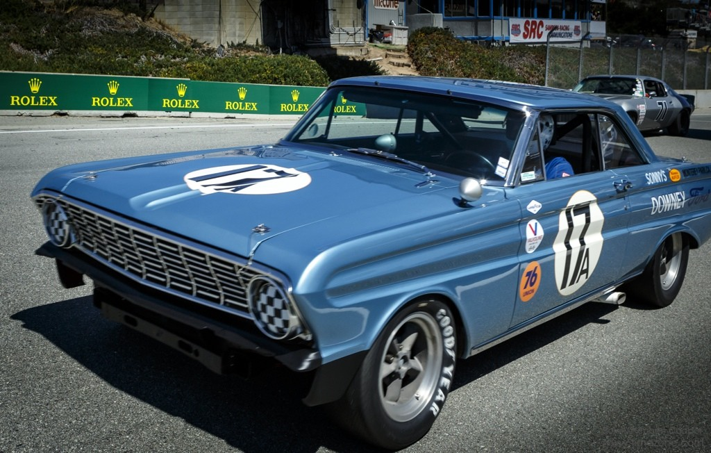 Mike Eddy, Mike Eddy Motorsports Reunion, 1964 Ford Falcon
