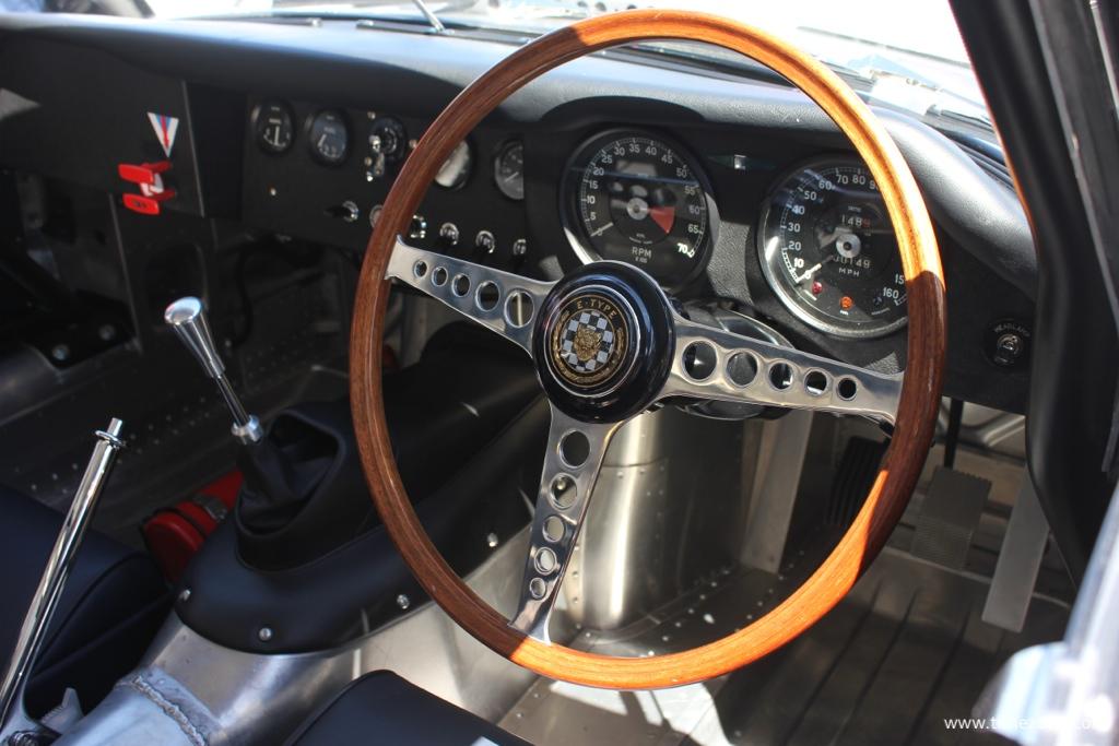 Jaguar Lightweight E-Type, Ian Callum Monterey Motorsports, Rolex Monterey Motorsports Reunion