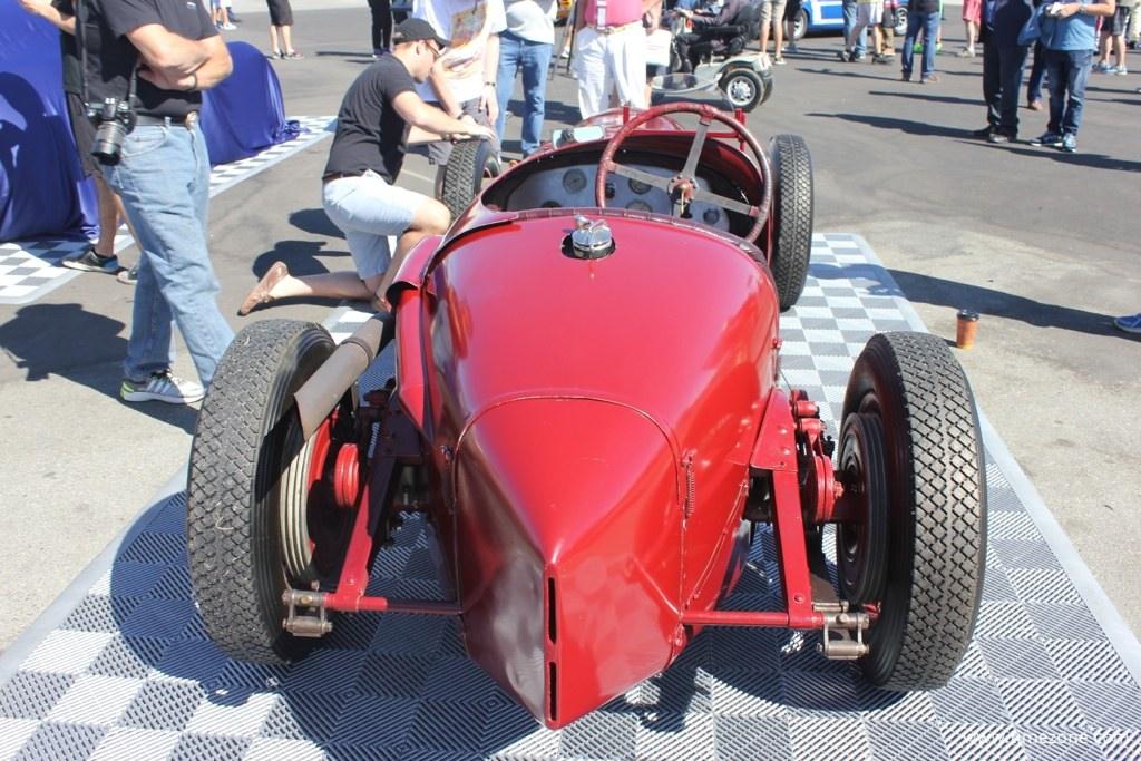 Maserati Tipo 26, 1928 Tipo 26B, Monterey Motorsports