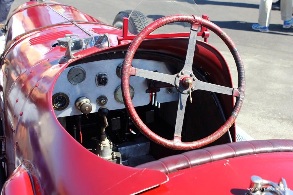 Maserati Tipo 26, 1928 26B, Monterey Motorsports