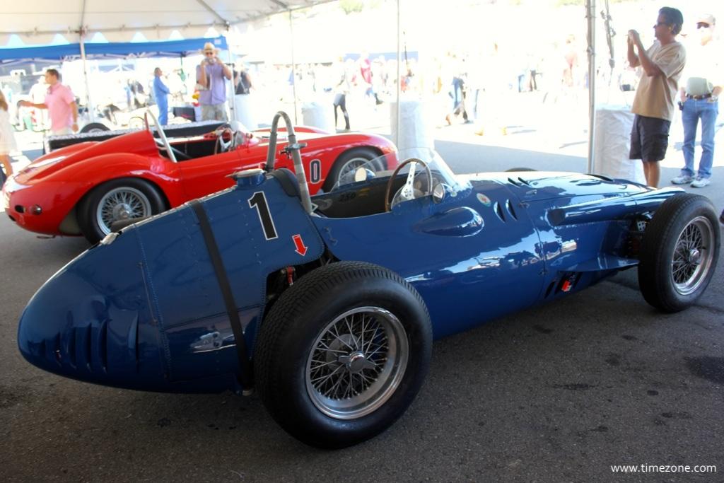 1958 Maserati Tipo 250F, Maserati 250F, Monterey Motorsports