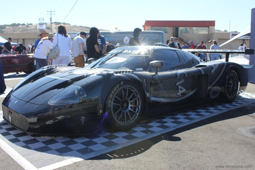 MC12 GT1 Centenario, Maserati 151, Monterey Motorsports