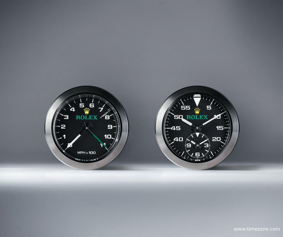 Rolex Bloodhound, Bloodhound SSC, Rolex speedometer, Rolex GPS speedometer, Rolex GPS chronograph, Bloodhound Supersonic Car